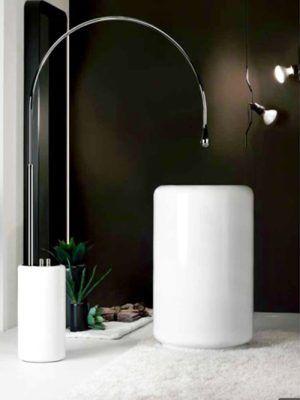 Goccia lavabo freestanding