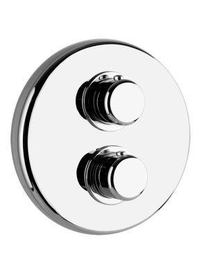 Goccia miscelatore termostatico doccia a tre uscite