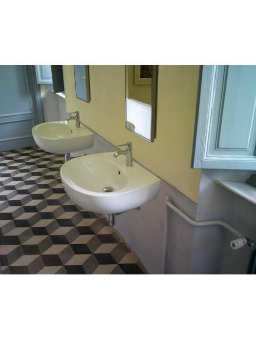 Grace lavabo sospeso 55