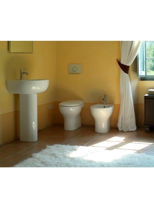 Grace lavabo su colonna 60
