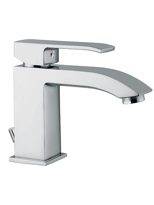 Level miscelatore lavabo