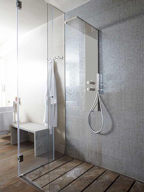 Mirror colonna doccia