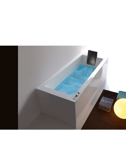 dream 180 sinistra vasca con telaio