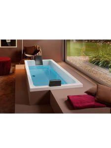 dream 180 vasca idromassaggio con cromoterapia destra