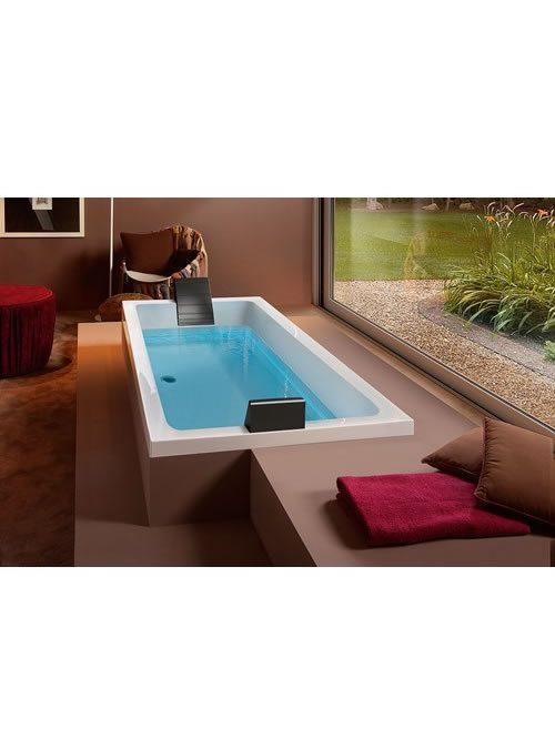 dream 180 vasca idromassaggio con cromoterapia sinistra