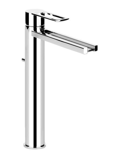 miscelatore riflessi lavabo alto