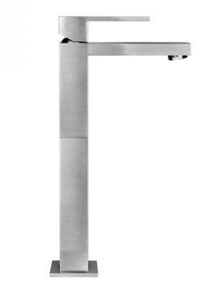 rettangolo miscelatore lavabo alto