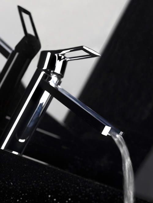 riflessi miscelatore lavabo
