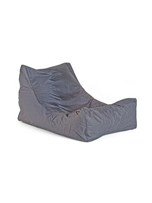 """CUSCINO 600 DEN """"Dune"""" 125x80xh.65 cm – Antracite"""