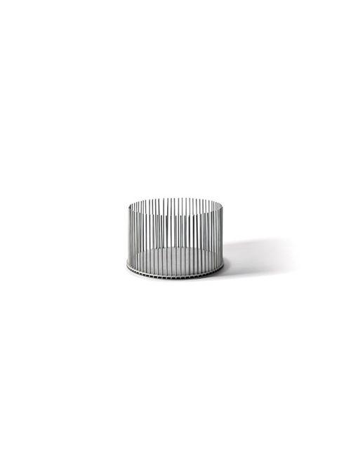CENTROTAVOLA coll. Prisoner Ø mm 280xh.170 – alluminio