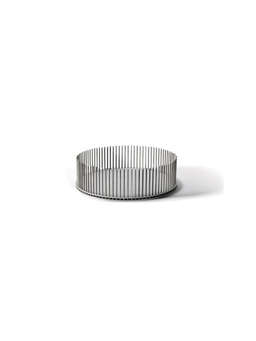 CENTROTAVOLA coll. Prisoner Ø mm 360xh.100 – alluminio