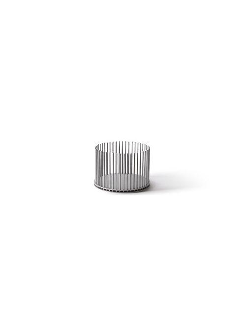 CENTROTAVOLA coll. Prisoner Ø mm 200xh.135 - alluminio