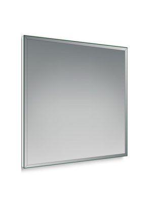 Specchio bisellato quadrato 60 x 60