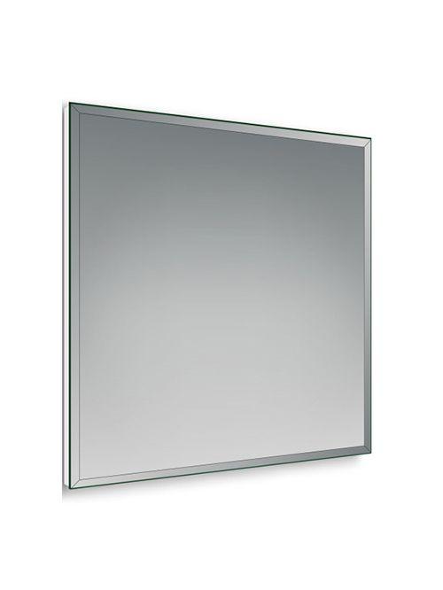 Specchio bisellato quadrato 80 x 80