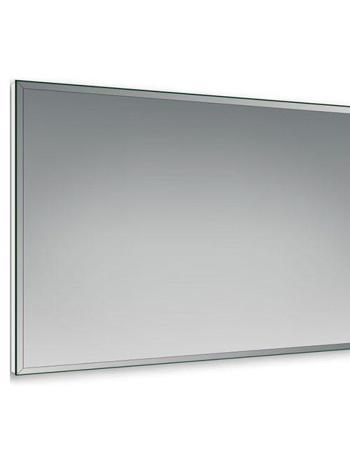 Specchio bisellato rettangolare 120 x 80