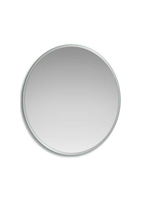 Specchio bisellato rotondo diametro 80