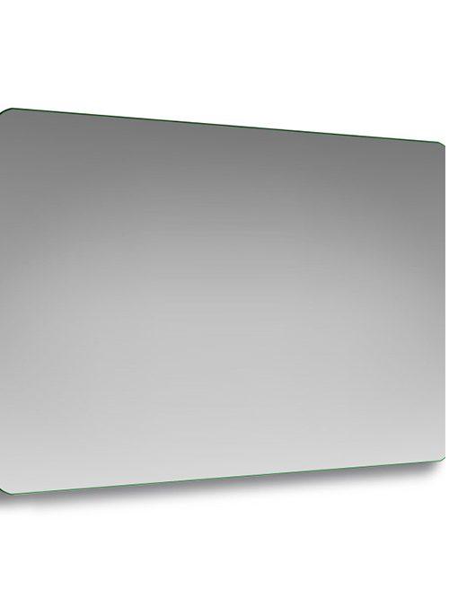 Specchio con angoli stondati rettangolare 60 x 80