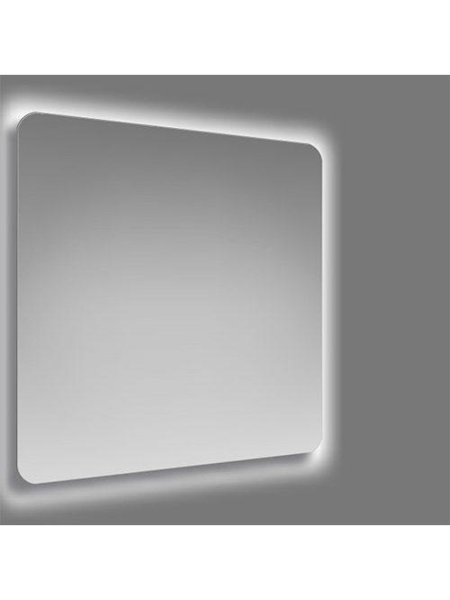 Specchio Bagno 80 X 70.Specchio Retroilluminato A Led 80 X 80 Mialq 02 Acquablu