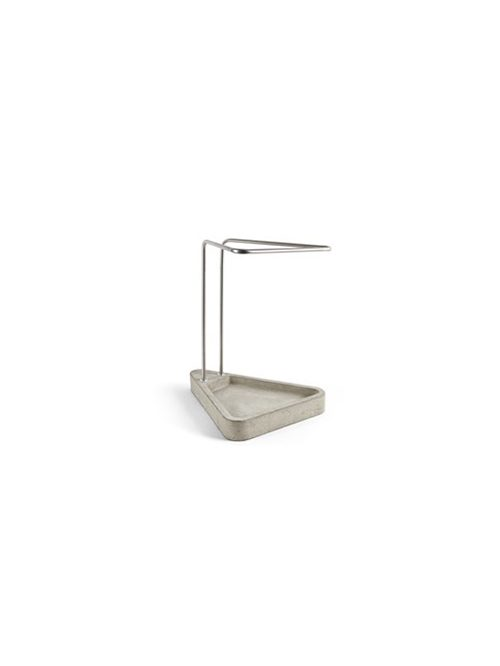 PORTAOMBRELLI coll. Waiting mm 452x295xh.520 – concrete/inox