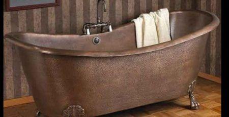 Storia della vasca da bagno usi e costumi