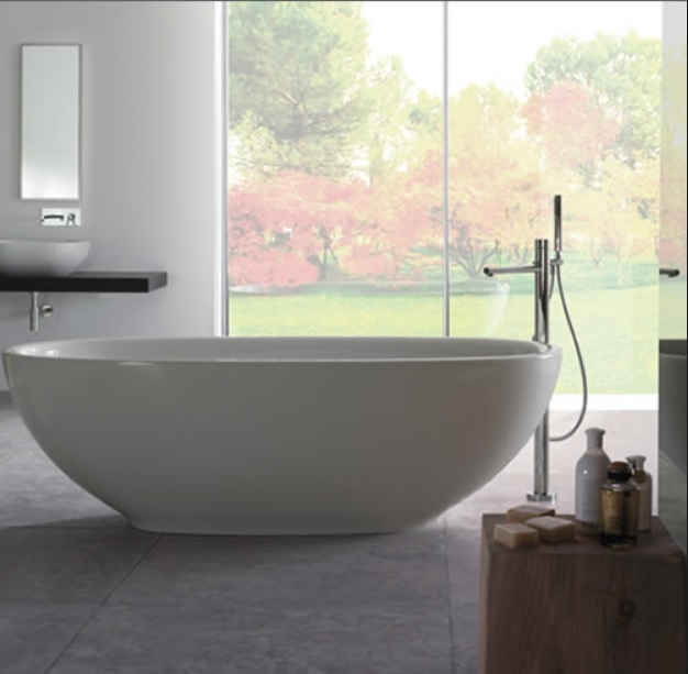 vasca da bagno stand alone