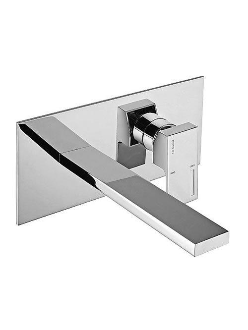 Rubinetterie F.lli Frattini miscelatore lavabo a parete Vita 53034